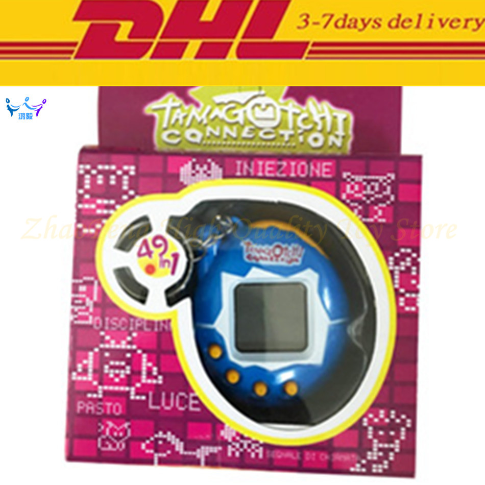 288 pcs tamagotchi electronic pets toys 90s nostalgic game machine virtual cyber pet funny tamagochi kids