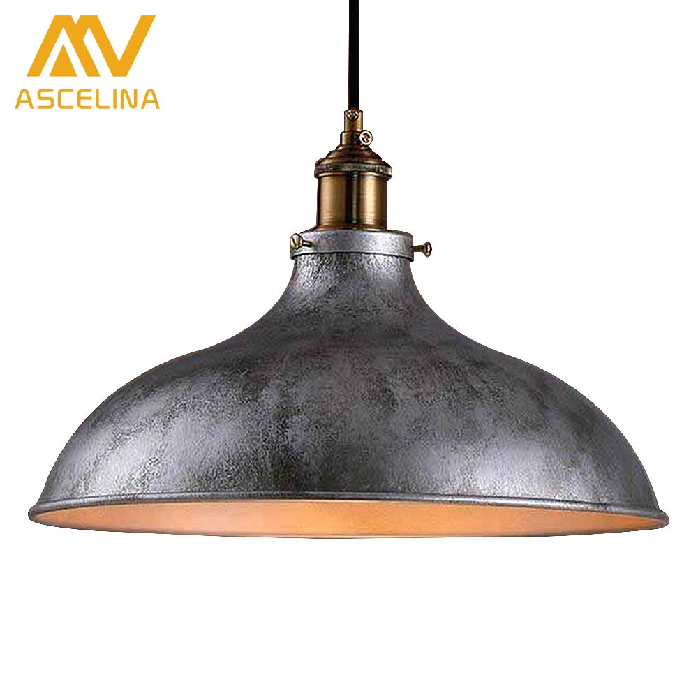 loft creative retro restaurant bar American country style wrought iron balconies industry pendant lamp Single head pendant lamp ems free shipping american fashion brief rustic wrought iron pendant light small single head bar pendant fg686