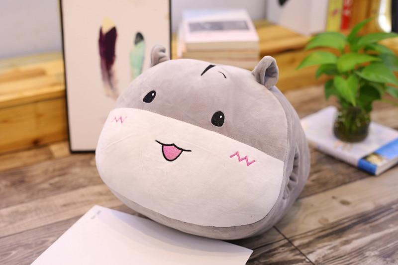grey hamster