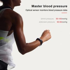Image 2 - CK17S Smartband Blood Pressure Smart Band Heart Rate Monitor Smart Bracelet Activity Fitness Tracker Pedometer Smart Wristband