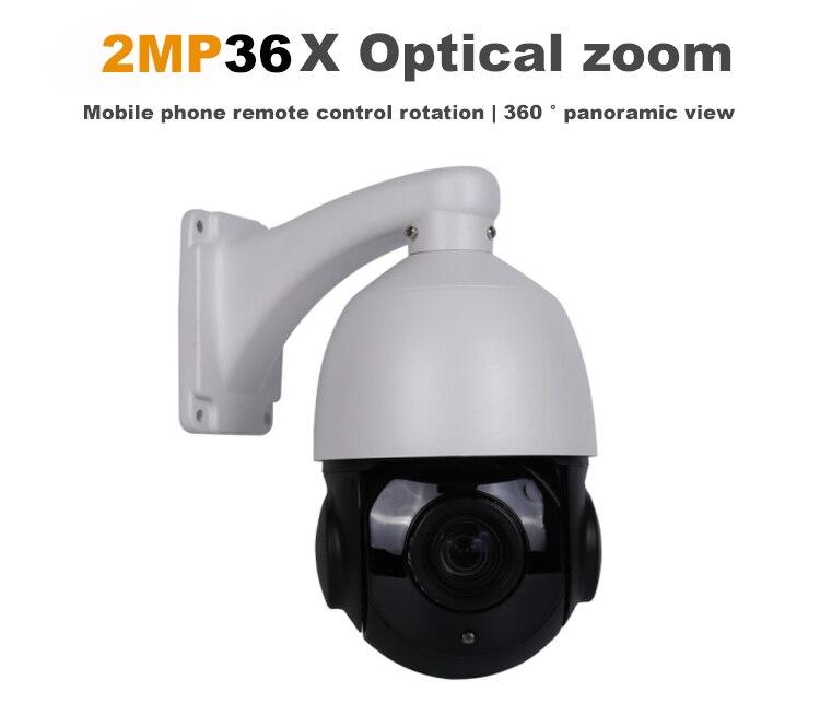 Ücretsiz kargo 36X optik zoom Kapalı açık mini speed dome kamera, - Güvenlik ve Koruma - Fotoğraf 4