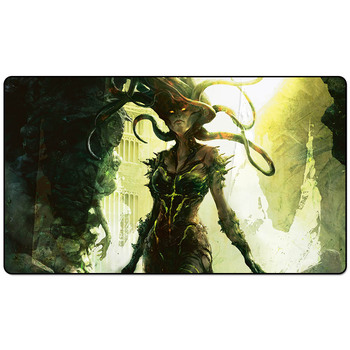 Vraska The Unseen Playmat Magic for Board Game