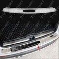 Стальной внешний задний бампер Накладка подходит для Benz GLC Class X205 16-2017