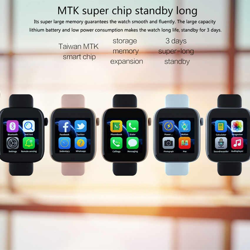 ASKMEER Z6 Bluetooth Смарт часы спортивные часы Поддержка IOS Android телефон камера SIM TF карта сенсорный экран Спортивные Детские умные часы
