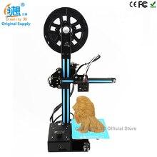 Цена завода CREALITY 3D Дешевые Цвет 3d-принтер Металла Ender-2 Большой Размер Печати 150*150*200 мм 3D принтер DIY kit С Нитями