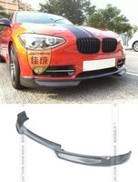 Carbon Fiber Front Lip Spoiler For BMW F20 Bumper AC Style Car Styling Accessories Factory Sales