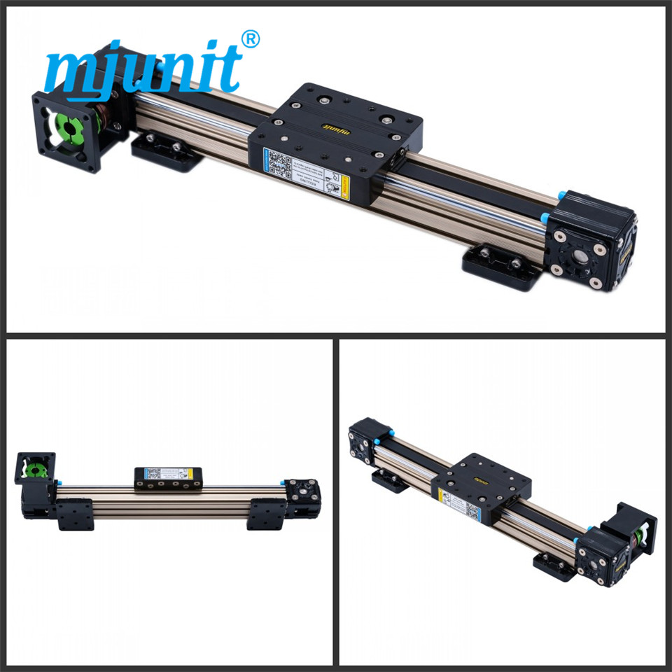 mjunit MJ40 precision linear motion guides with 1000mm stroke mjunit mj40 miniature linear guideway with 400mm stroke