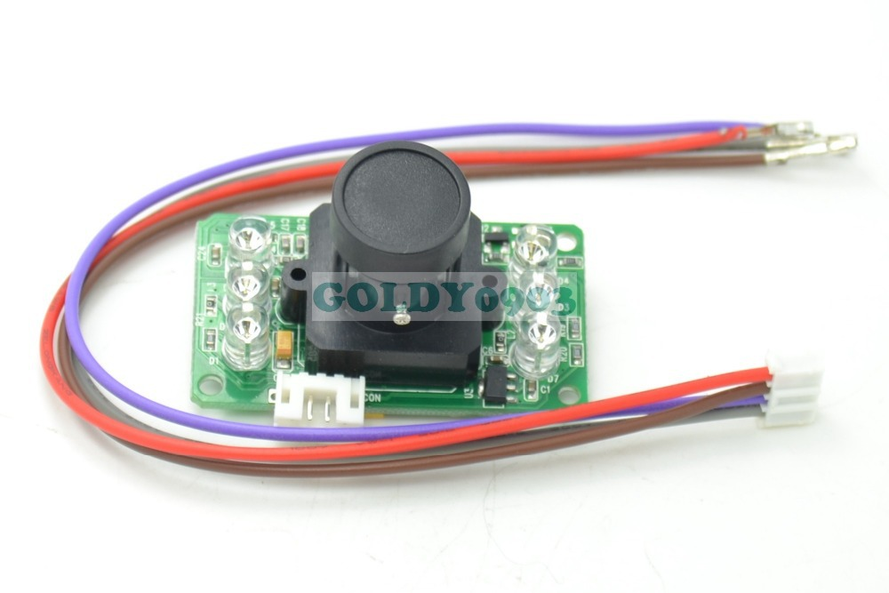 Infrared JPEG Color Camera Serial UART (TTL level) LS-Y201-TTL-INFRARED ttl turn rs485 module 485 to serial uart level mutual conversion hardware automatic flow control
