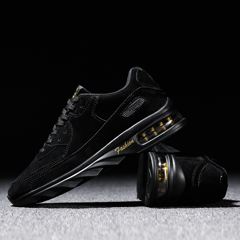 New men Sneakers Spring/Autumn Athletic Sport Shoes For men Running Shoes air cushion running shoes shocked men sports
