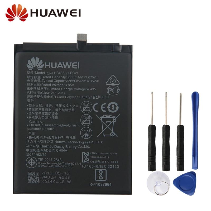 Huawei Original Replacement Battery HB436380ECW For P30 Phone 3650mAh