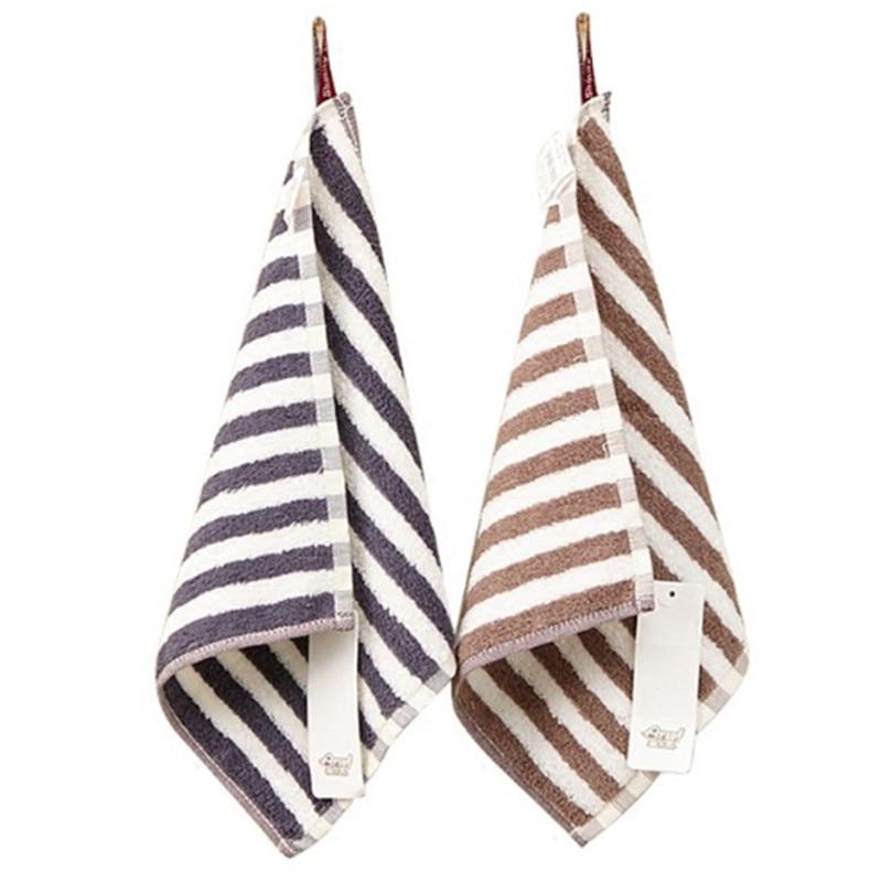 High Quality 100% Cotton Children Handkerchiefs Square Pocket Hanky Printed Handkerchief Portable Towel 25*25CM AD0435