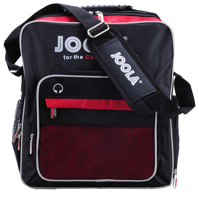 30716e39b71f 2018 Genuine Joola Multi-function table tennis racket bag ping pong one  shoulder 805