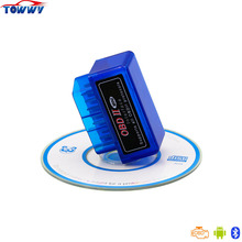 2017 Mini ELM327 Bluetooth 4.0 OBD2 Diagnostic Tool V2.1 Works On Android /Windows Adapter