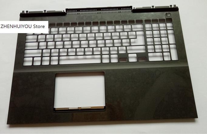 original new for Dell Inspiron 15 7000 7567 7566 C COVER Palmrest Upper Case 0MDC8K