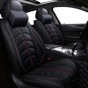 Image 1 - กีฬาใหม่ PU หนังรถที่นั่งอัตโนมัติสำหรับ Lexus ES300 ES350 ES330 ES250 ES300h IS350 IS200 IS250 IS300h รถอุปกรณ์เสริม
