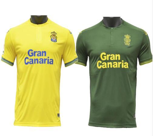 2018 2019 para Las Palmas em execução T-shirt 2018 2019 Las Palmas camisas  Lazer 85b422ccf8933