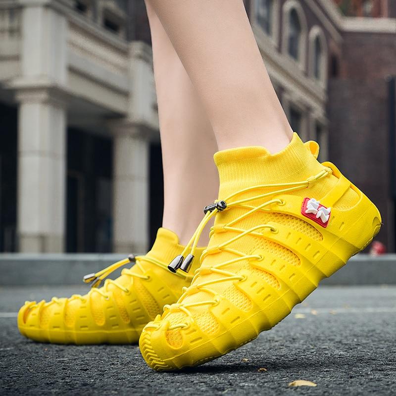 Moda casual Zapatillas transpirables para mujer,