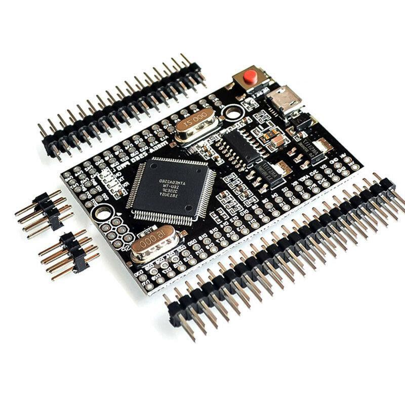 EastVita Mini MEGA 2560 Pro Micro USB CH340G ATMEGA2560-16AU For Arduino 2560 Pro Embedded USB CH340G ATMEGA2560-16AU Chip R25