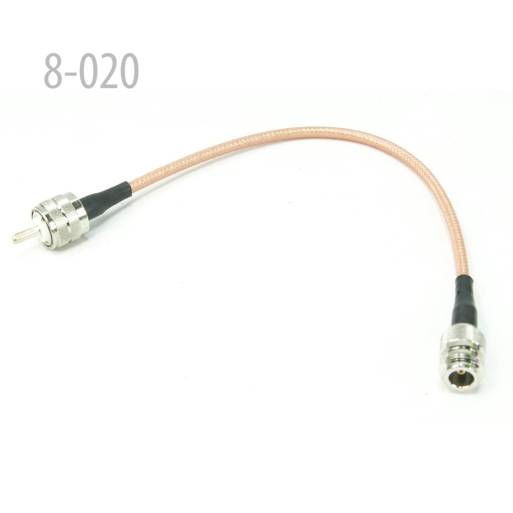 Adaptor Cable PL259 Male To N Female