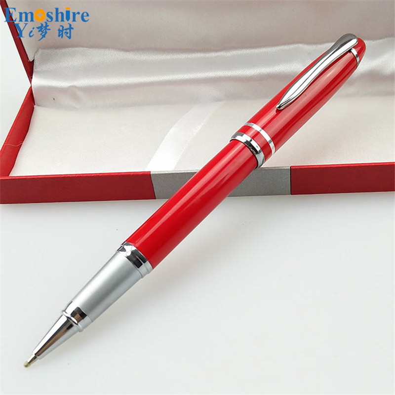 Classic Weeding Gifts Luxury BallPoint Pen Roller Ball Pen Top Quality Stationery for Students High Quality Roller Ball Pen P281 luxury ball point pen roller ball pen top quality stationery for students high quality roller ball pen classic wedding gifts p13