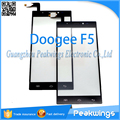 "5.5 ""painel touch screen digitador sensor de sensor de toque para doogee f5"