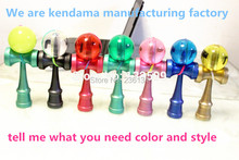 2016 New Arrival Outdoor Fun Kendama Ball Strings Professional Japanese Toy Ball Sport