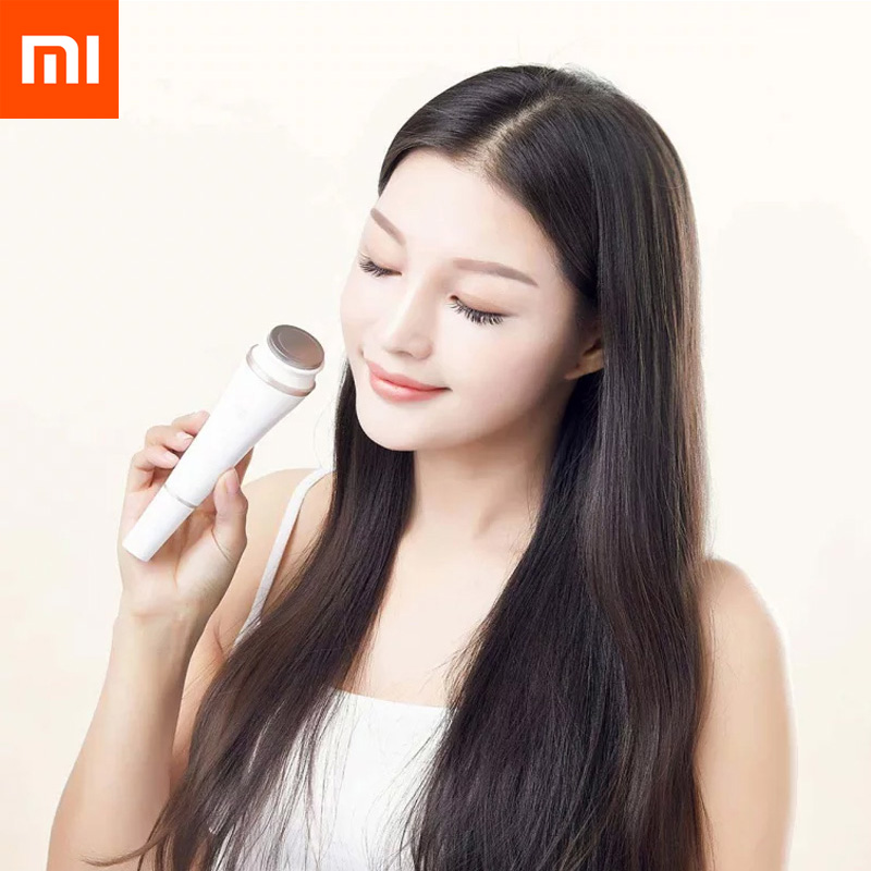 Original Xiaomi Mijia inFace Cleansing Instrument Electronic Sonic Beauty Facial Instrument Cleansing Face Skin Care Massager