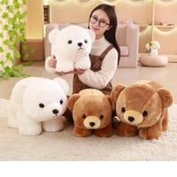 Cute Simulation Of Polar Bears Doll Plush Toys Bear Large Pillow Stuffed Animals Doll Birthday Gifts
