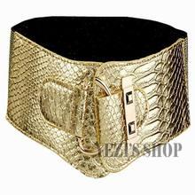 Women Belt Cummerbunds Fashion Design Elastic Waist