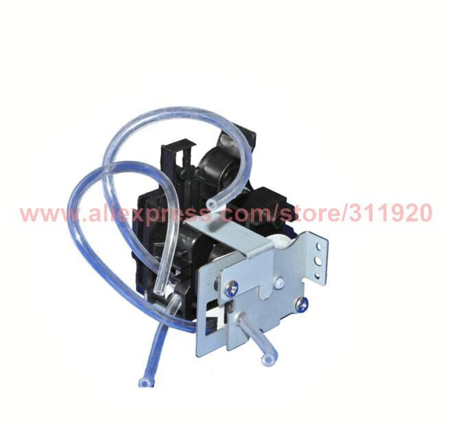 einkshop Head Solvent Ink Pump For Mimaki JV33 JV3 TX2 JV4  JV5 CJV 30 Printer DX4 DX5 For Mimaki JV33 Printer use for mutoh rj8000 8100 head dx4 solvent printer head