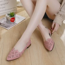 Brand Ksyoocur 2018 New Ladies Flat Shoes Casual Women Shoes Comfortable Pointed Toe Flat Shoes Spring/autumn Women Shoes 18-024
