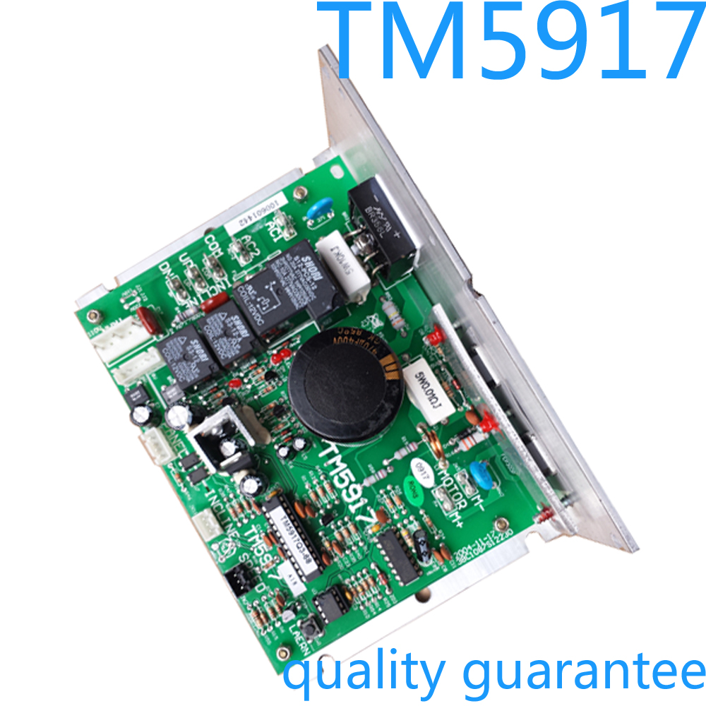 Sole Treadmill Power Requirements: Controller Board TM5917 TM5937 For SHUA SH5506 Treadmill
