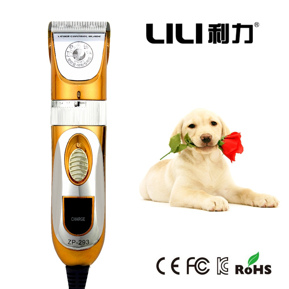 60W High Power Electric Pet Cat Rabbits Horse Animal Hair Cutting Clipper Shaver Dog Razor Grooming Trimmer Cutting Machine