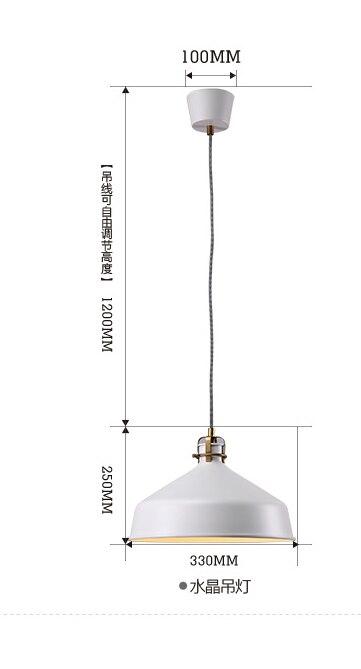 round pendant lighting. Aliexpresscom Buy Nordic Modern White Round Pendant Lights Fixture Metal Droplight Home Indoor Kitchen Warehouse Dining Room Hang Lamp From Lighting E