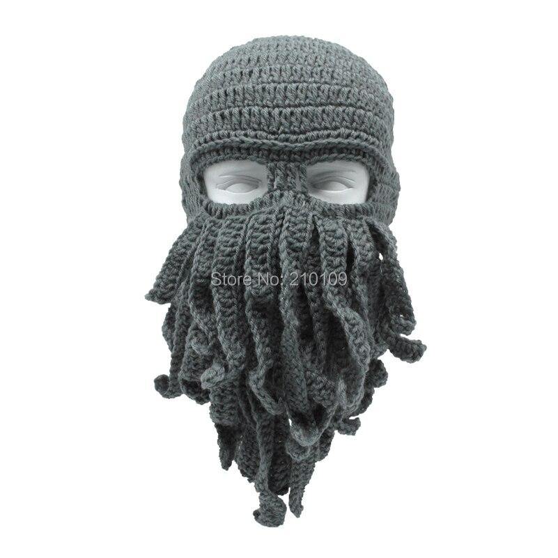 Mr. kooky handmade divertido tentáculo Octopus sombrero ganchillo ...