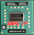 Оригинал AMD Phenom Dual-Core Mobile N660 HMN660DCR23GM 3.0 ГГц ноутбук ПРОЦЕССОР ноутбука процессор M340 M360 N350 P320 P340 N370 p520