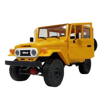 1:16 Fj40 Four-Wheel Drive Climbing Off-Road Remote Control Car