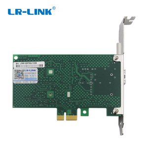 Image 4 - LR LINK 9020PF SFP PCI Express 100Mb Ethernet SFP Fiber Optical Network Card Controller Adapter For PC NIC Realtek RTL8105