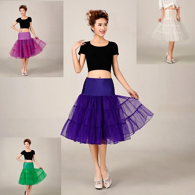 Short Wedding Dress Petticoat Ballet Skirt Petticoats for ...