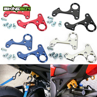 BIKINGBOY For Honda CBR1000RR Fireblade 08 09 10 11 12 13 14 15 16 CBR 1000 RR Racing Hooks Hook Subframe Tie Downs With Bolts