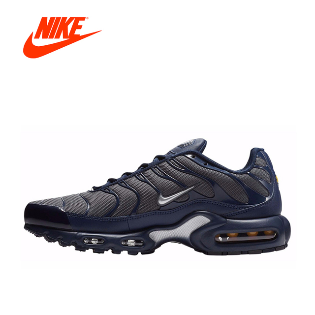 online store cf8a2 c8d59 Authentic New Arrival Original Nike Air Max Plus Tuned Men s Running Shoes  Breathable Sports Sneakers Comfortable