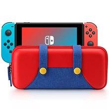 Funda protectora para Nintendo Switch, funda rígida de transporte para consola de juegos y accesorios de Nintendo Switch NS