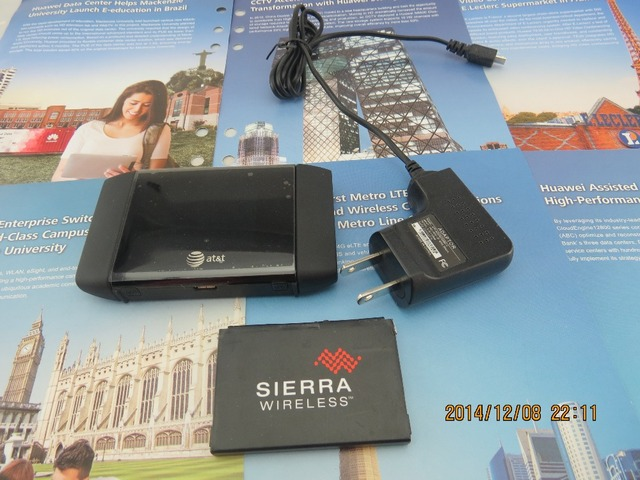 Сьерра-тип aircard 4 г LTE беспроводной маршрутизатор 754 s сьерра-тип