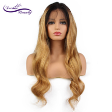 360 Lace Front Human Hair Wigs Body Wave 150% Density Brazilian Remy Human Hair Pre-Plucked Hairline Dream Beauty Official Store