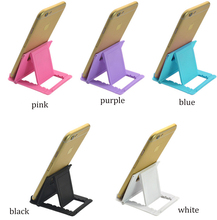 for iphone xiaomi phone holder Universal cell phone holder Folding Tablet Stand support holder for your mobile phone wholesale