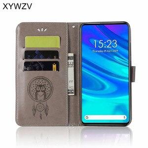 Image 2 - Чехол для Huawei P Smart Z, противоударный флип кошелек, мягкий силиконовый чехол для телефона, держатель для карт, Fundas для Huawei P Smart Z, чехол для P SmartZ