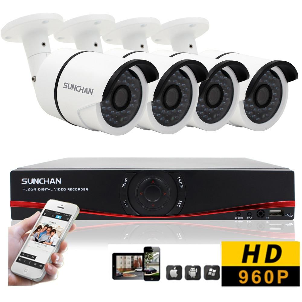 1500TVL HD Full 720P AHD IR Night Vision Outdoor Security CCTV Camera AHD System
