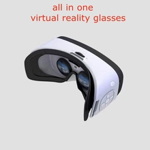 yoyo word all in one Immersive Virtual Reality VR 3D Video Glasses Android  Cortex-A17 CPU HDMI WiFi Bluetooth Display Eyewear