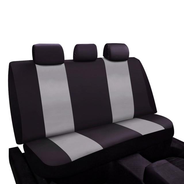 Aliexpress Com Buy Fashion Full Set Car Seat Covers Set Universal