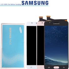 ORIGINAL LCD Replacement For Samsung Galaxy J7 Prime G6100 G610F G610K G610L G610S Digitizer Touch Screen lcd Assembly